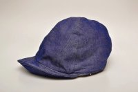 "Engineered Garments "" Bicycle Cap - DUNGAREE CLOTH "" col.INDIGO"