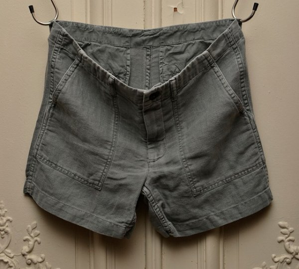 "画像1: Tapia Los Angeles ""Front Patch Pocket Short-Garment Dyed"""