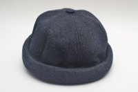 "BETON CIRE "" MIKI Twill - SAILOR'S HAT "" col.NAVY"
