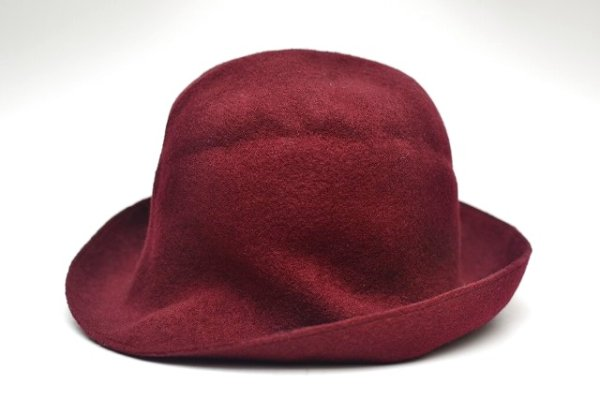 "画像1: SUB LIME "" basque hat "" col.BURGUNDY"