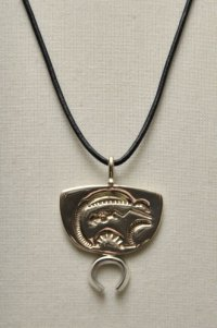 "HACKNEY CARRIERS ""BEAR PENDANT"""