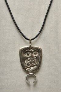 "HACKNEY CARRIERS ""OWL PENDANT"""