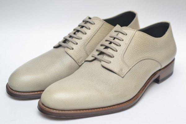 """画像2: F.lli Giacometti """" Scotch Grain Leather Shoes - STAMPATO FLEXINO """" col.OSSO"""
