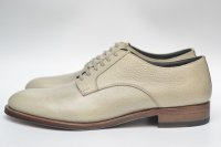 "F.lli Giacometti "" Scotch Grain Leather Shoes - STAMPATO FLEXINO "" col.OSSO"