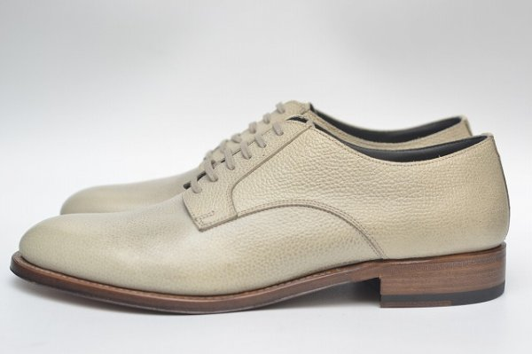 """画像1: F.lli Giacometti """" Scotch Grain Leather Shoes - STAMPATO FLEXINO """" col.OSSO"""