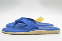 "Island Slipper "" Suede Thong "" col.ROYAL SUEDE"