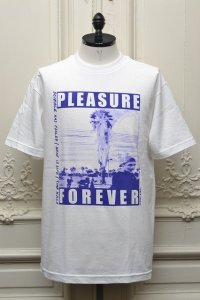 "TOKEN SURFBOARDS ""Burning Palmtree s/s tee"" col.WHITE"