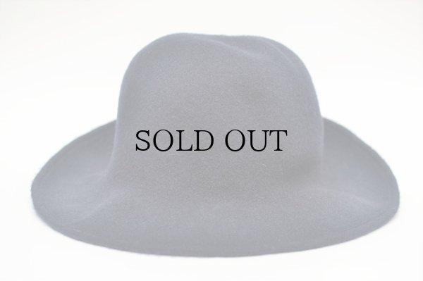 """画像2: SCHA """" Walk Time Big - wool hat """" col.dark blue"""