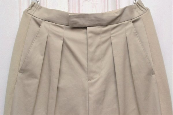 "画像2: Casely-Hayford "" DOWNEY - WIDE SWITCHING TROUSER "" col.Light Khaki"