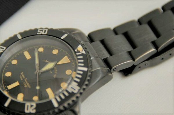 "画像5: VAGUE WATCH "" BLUK SUB """