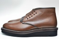 "COURTLEY&SONS ""CS03 DESERT BOOTS(BUFFALO)"" col.TEAK / BROWN"