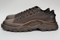 "adidas by RAF SIMONS "" RAF SIMONS DETROIT RUNNER "" col.DARK BROWN"
