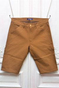 "JUNYA WATANABE COMME des GARCONS MAN × CARHARTT "" COTTON DUCK SHORT PANT "" col.Brown"