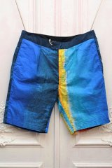 "Engineered Garments "" Sunset Short - Sunset Burst "" col.Multi"