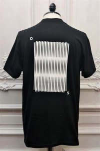 "DREAMLAND SYNDICATE "" Moire  S/S Tee "" col.Black"