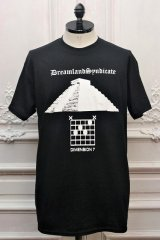 """DREAMLAND SYNDICATE """" Thee Seven  S/S Tee """" col.Black"""