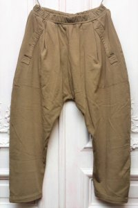 "WILLY CHAVARRIA "" BAFFALO PANT "" col.OLIVE"