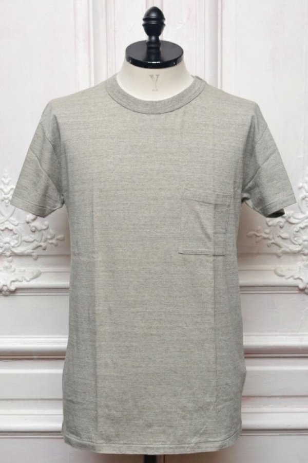 "画像1: YOUNG&OLSEN The DRYGOODS STORE "" Normal Pocket Tee "" col.HEATHER"