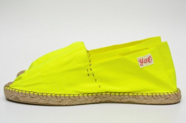 "画像1: YOUNG&OLSEN The DRYGOODS STORE "" NEON ESPADRILLE "" col.YELLOW"