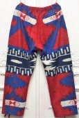 "画像4: Engineered Garments "" Jog Pant - Navajo Knit "" col.Red/Royal"