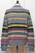"画像4: MISSONI "" Wool Cashmere Crew Neck Sweater "" col.712 (4)"