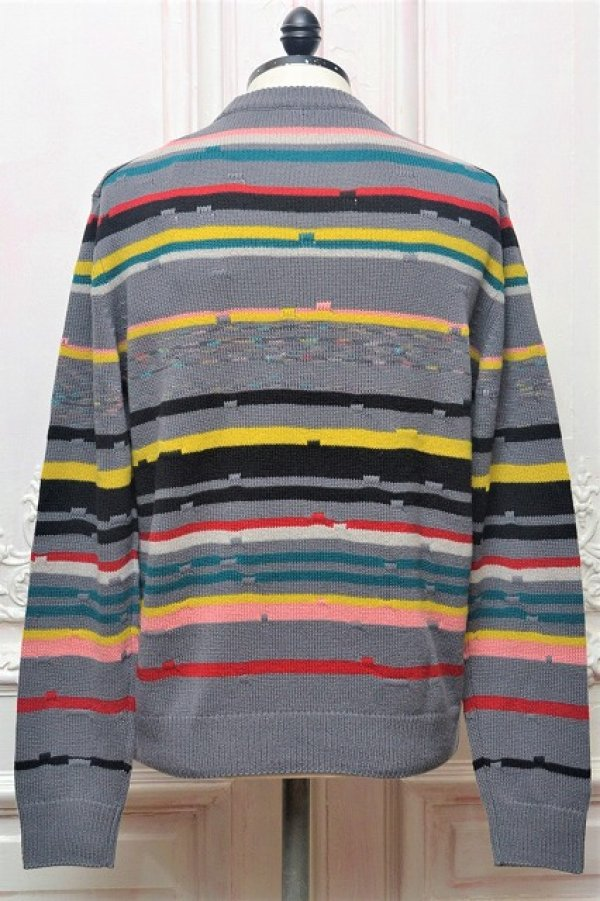 "画像4: MISSONI "" Wool Cashmere Crew Neck Sweater "" col.712"