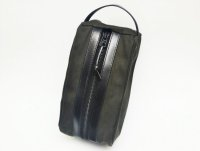 "CRUD "" MYR DOPP KIT "" col.BLACK"
