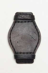 "VAGUE WATCH "" GUIDI LOOP BASE "" col.DARK BROWN"