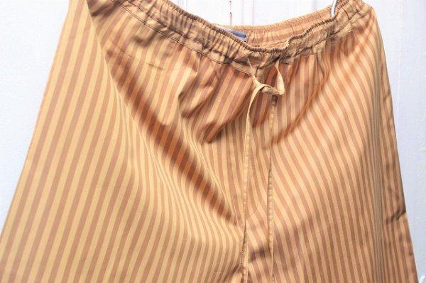 "画像2: Cristaseya "" Striped Cotton Bermuda "" col.Ocher Stripes"