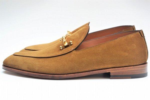 """画像1: F.lli Giacometti """" Rossa - Bit loafer """" col.MACARA"""