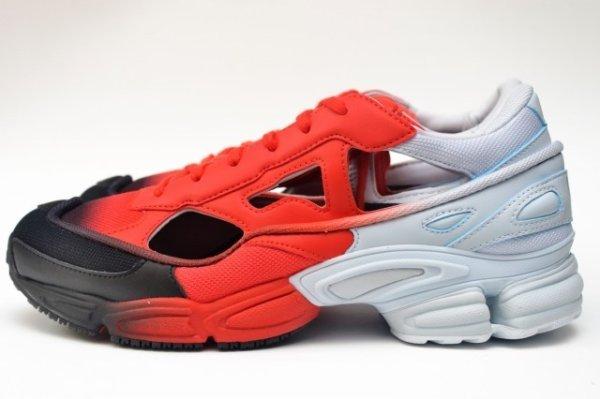 """画像1: adidas by RAF SIMONS """" RAF SIMONS REPLICANT OZWEEGO """" col.HALBLU / RED"""