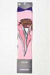 "STANCE "" SOCKS - CAMRON "" col.PINK"