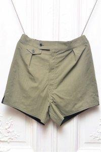"CLASS "" kogetsudai - recyce nylon cloth "" col.Khaki (BLK)"