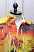"画像6: doublet "" COMPRESSED ALOHA SHIRT IN THE HANGER MOLD "" col.SUNSET (6)"