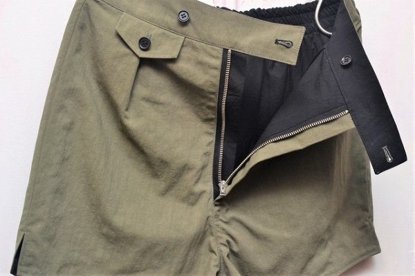 "画像2: CLASS "" kogetsudai - recyce nylon cloth "" col.Khaki (BLK)"