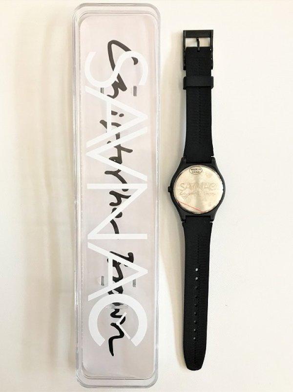 "画像3: SAVNAC "" Wrist Watch - Christoper Brown "" #ZIG01"