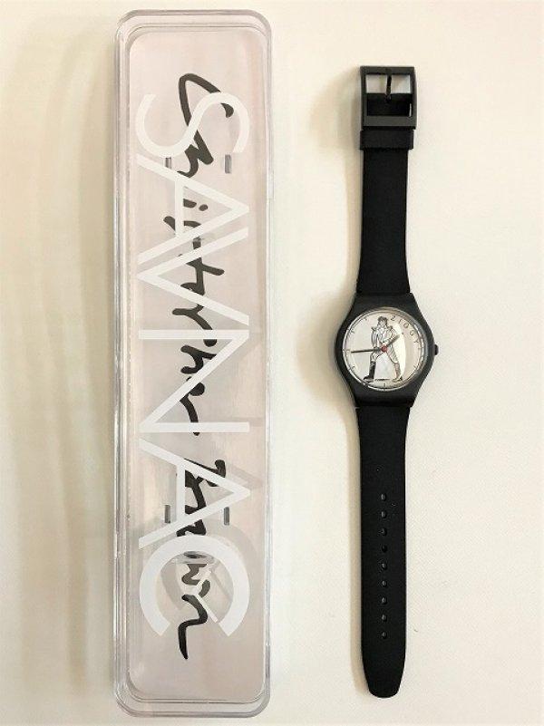 "画像2: SAVNAC "" Wrist Watch - Christoper Brown "" #ZIG01"