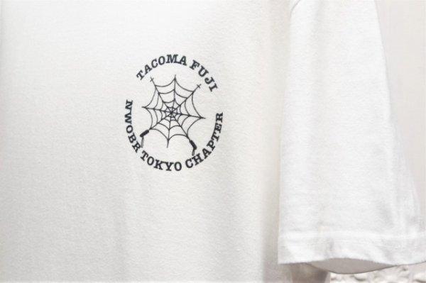 """画像2: TACOMA FUJI RECORDS """" NWOBR """" col.White"""