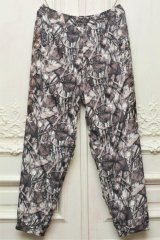 "doublet "" PREDATOR EMBROIDERY REAL CAMOIFLAGE PANTS "" col.WHITE"