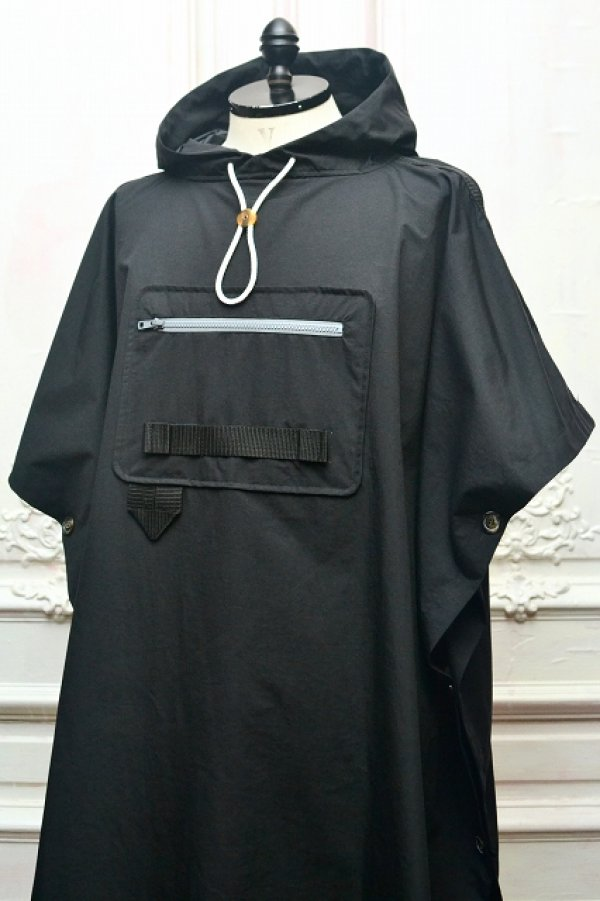 "画像2: BORAMY VIGUIER  "" FIELD CAPE ""  col.BLACK"