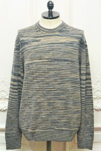 "MISSONI "" Multicolour Long Sleeve Crew Neck Sweater "" col.131"