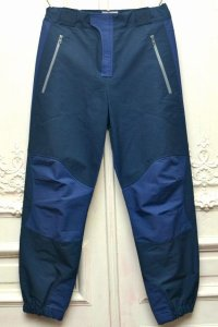 "BORAMY VIGUIER  "" HIKING TROUSER ""  col.NAVY/BLUE"