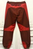 "画像4: BORAMY VIGUIER  "" HIKING TROUSER ""  col.BORDEAUX/RED"