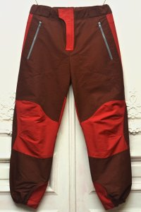 "BORAMY VIGUIER  "" HIKING TROUSER ""  col.BORDEAUX/RED"