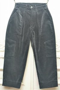 "TUKI "" combat pants - Corduroy "" col.german gray(35)"