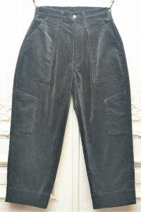 "TUKI "" combat pants - Corduroy "" col.german gray(35)"