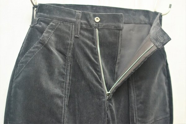 "画像2: TUKI "" combat pants - Corduroy "" col.german gray(35)"