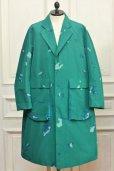 """画像1: NAMACHEKO """" Bargey Coat """" col.Green (1)"""
