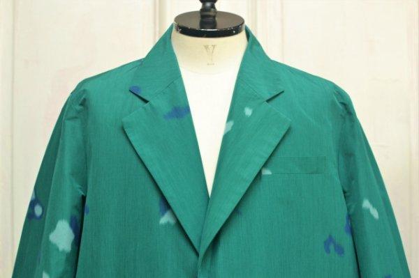 """画像2: NAMACHEKO """" Bargey Coat """" col.Green"""