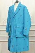 "画像4: NAMACHEKO "" Bargey Coat "" col.Blue"